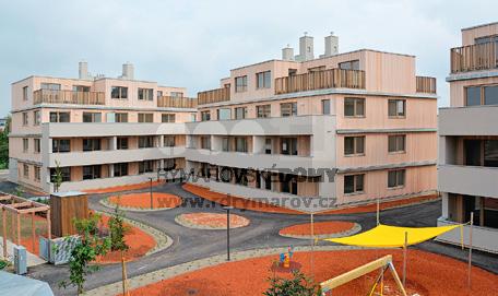 Bytové drevostavby RD Rýmařov spĺňajú všetky nároky kladené na moderné bývanie